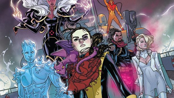 Marvel's Dawn of X Relaunch- Marauders #1 Review